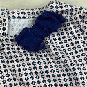 Carter's Shirts & Tops - Toddler Geometric Print Short Sleeve Top 24M